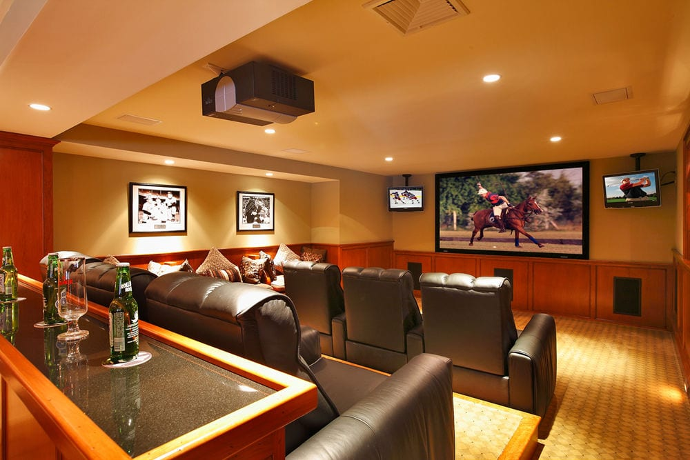 Home Theatre Furniture Edmonton